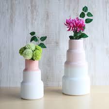 Modern Flower Vase Start Easy Ikebana Today Flower Vases Collection Japan Design Store