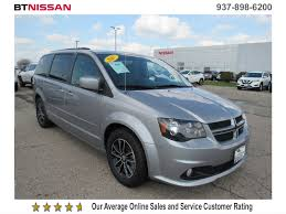 pre owned 2017 dodge grand caravan gt mini van passenger in