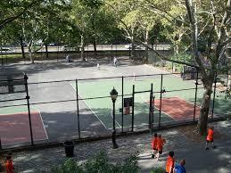 76th street basketball court