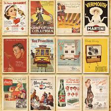 retro 32pcs vintage postcards world war photo poster cards 14cm