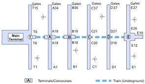 atlanta airport floor plan maps atlanta airport concourse b map starbucks atlanta airport