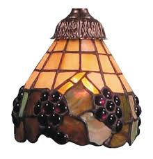 tiffany style ceiling fan glass shades grapevine mix n match tiffany style ceiling fan shade elk lighting