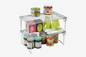 storage kitchen cabinets cost 19 best kitchen cabinet organizers 2019 the strategist