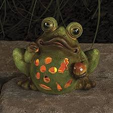solar frog light turtle solar garden light garden outdoor
