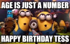 Minions Birthday Meme - funny happy birthday meme for love one funny memes