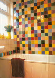 BrightAndColorfulBathroomDesignIdeas Dream Home - Colorful bathroom designs