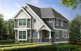 craftsmen house plans craftsman house plan with garage exterior option 23102jd