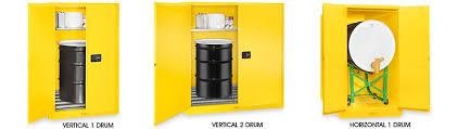 Horizontal Storage Cabinet Drum Storage Cabinets In Stock Uline
