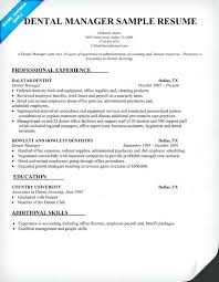office manager resume dental office manager resume templates sales experience sle for