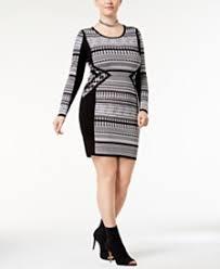 sweater dress plus size dresses macy u0027s