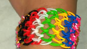 cool rainbow loom bracelets easy