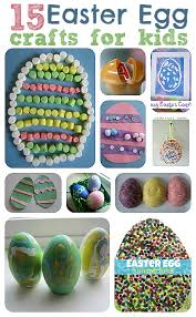 Easter Egg Decorating Ideas For Toddlers by 15 Easy Easter Egg Crafts For Kids