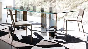 Table Salle A Manger Verre Design by Tables De Repas Tous Les Produits Roche Bobois