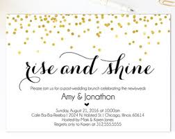 brunch invitations wedding brunch etsy
