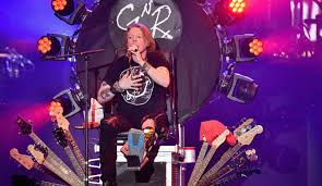 Axl Rose Meme - axl rose fronts ac dc and the internet is not thrilled is this the