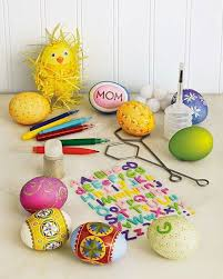 Easter Egg Decorating Kits For Toddlers by Williams Sonoma Easter Egg Decorating Kit Apartment Therapy
