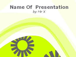abstract and textures powerpoint templates and presentations