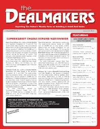 dealmakers magazine january 24 2014 by the dealmakers magazine