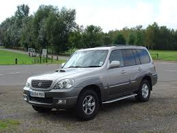 hyundai terracan station wagon review 2003 2007 parkers