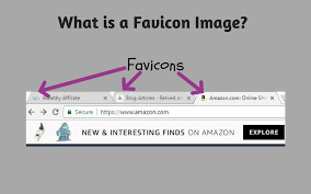 what is a favicon image should your new website have one