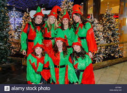 santas elves stock photos u0026 santas elves stock images alamy