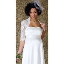 lace wedding dress with jacket vintage half sleeves lace wedding dress jacket
