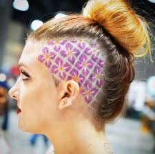 40 mind blowing hair tattoo designs to try in 2017 18 stylishwife