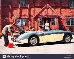 1950s British Car Advert Stock Photos U0026 1950s British Car Advert