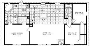 3 bedroom ranch house floor plans three bedroom mobile homes l 3 bedroom floor plans