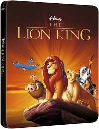 lion king 3d zavvi exclusive limited edition steelbook