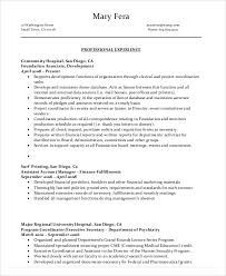 Sample Administrative Assistant Resume Marketing Assistant Resume Administrative Assistant Resume