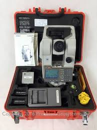 sokkia powerset set3000 3 u2033 total station precision geosystems inc