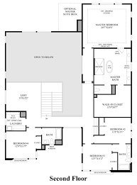 Jack And Jill Bedroom Floor Plans by Westcliffe At Porter Ranch Cascades Collection The Vega Home