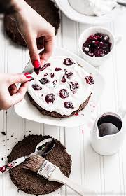 swiss black forest cake the novice housewife