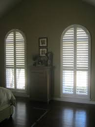 how to decorated your specialty shape window with plantation