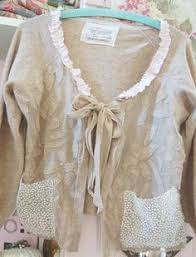 Womens Shabby Chic Clothing by Blush Pink Cashmere Sweater Womens Medium Shabby Chic Clothing