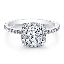cushion diamond ring forevermark center of my universe cushion diamond halo ring 3 4ctw