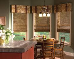 kitchen winsome 2017 kitchen bay window treatments 6 photo of