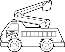 safety coloring page