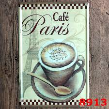 coffee menu know your coffee 8 12inch metal tin sign coffee pub