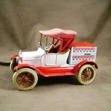 ford delivery truck ertl diecast replica 1918 ford model t runabout delivery truck