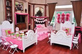 slumber party room