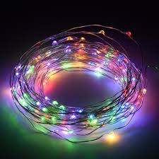 led garland christmas lights 10m waterproof battery led garland christmas lights outdoor copper