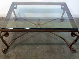 decorations nice square glass coffee table awesome metal with wooden legs home decor office decorating ideas primitive unique
