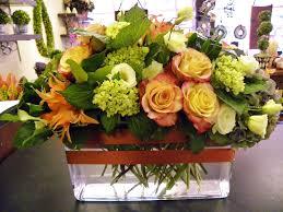 flower arrangements for dining room tables dining room