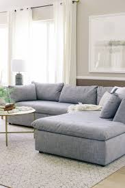 west elm andes sofa review the perfect family sectional hunt is over design lotus