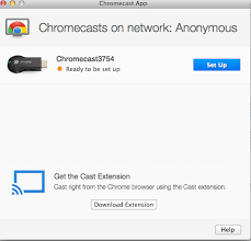 cast extension android how to setup and use chromecast to your content from a mac