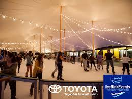 ice rink events ward village