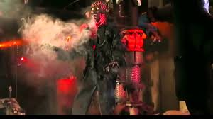 electrified maniac spirit halloween smoldering zombie spotted on spirit halloween com youtube