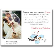 remerciement mariage original carte de remerciement mariage les amoureux collection humoristique
